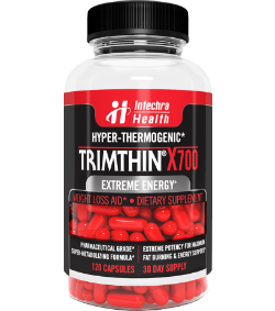TRIMTHIN X700 pre-workout supplement