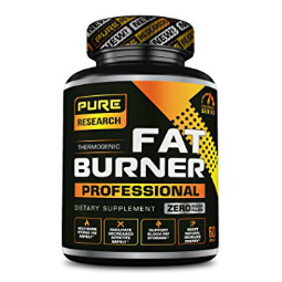 Pure Research Fat Burner Review