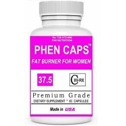 Phen Caps 37.5 for Women Review