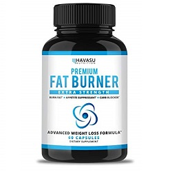 Havasu Nutrition Premium Fat Burner Review